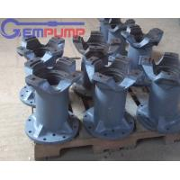 Buy cheap 65QV-SP Spare parts Centrifugal Slurry Pump 44-200 mm Discharge size from wholesalers