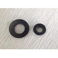 Wholesale Flexible Black Super Sintered Ferrite Magnet / Magnets Used In Speakers from china suppliers