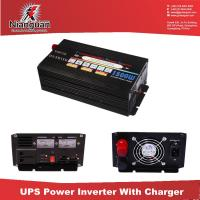 Wholesale 1500W DC to AC UPS Power Inverter with 10A Charger from china suppliers