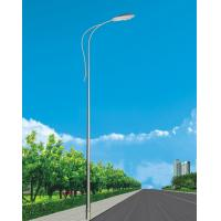 Wholesale Outdoor Residential Light Solar Powder Street Road Post Galvanised Steel Street Lamp Pole from china suppliers