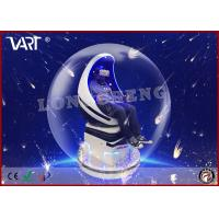 Wholesale Longcheng VART Attractive and immersive 360 degree rotation single seat 9D VR cinema with excited games from china suppliers