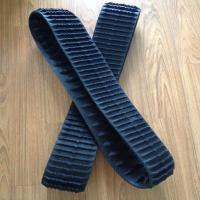 Quality Rubber Track (136*45*41) for Robot/Sonowblower/Snowmobile/Wheelchair for sale