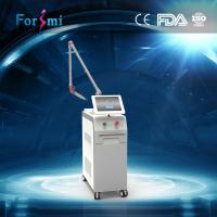 Wholesale Pure metal shell, color and language customized 532nm 1064nm laser tattoo removal machine from china suppliers