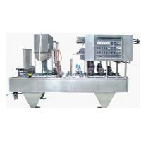 Wholesale plastic cup filling sealing cutting machine  from china suppliers
