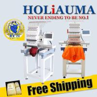 Buy cheap Free shipping high quality high speed single head computer embroidery machine better than aari embroidery machine from wholesalers