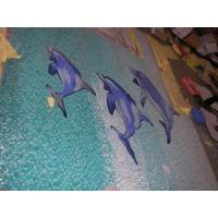 Buy cheap New Beautiful Glass Mosaic Tile For Swimming Pool from wholesalers