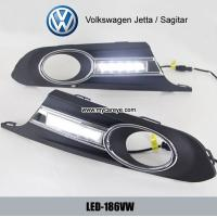 Wholesale VW Jetta Sagitar 2012-2013 DRL LED Daytime Running Lights Car daylight from china suppliers