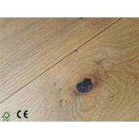 Oak Engineered Flooring, Brushed,chemical treated