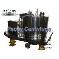 Wholesale Top Discharge Basket Centrifuge from china suppliers