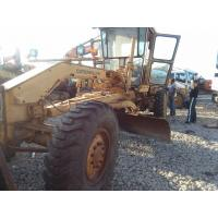 Wholesale 12g catpiller Motor Grader earthmoving equipment used japan  GD530AW-2C  GD555-3  GD600 from china suppliers