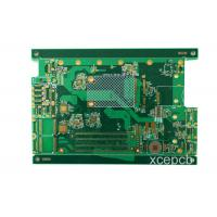 Wholesale HDI Multilayer 10 Layer PCB High Density Circuit Board With Blind / Burried Vias from china suppliers