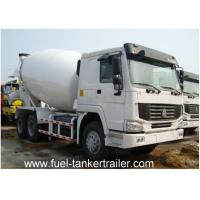 Wholesale 10CBM Concrete mixer truck with 10CBM mixing drum volume and 25000 gross weight from china suppliers
