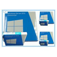Quality Windows Server 2012 Versions Retail Box 64Bit  5 CALS English Original Factory Sealed for sale