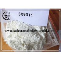 Wholesale 99% High Purity SARMs White Powder  SR9011 for Gaining More Muscle from china suppliers