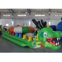 Wholesale Long PVC Inflatable Dragon Boat Inflatable Sport Games For Adults CE Approval from china suppliers