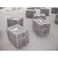 Wholesale Cement Plant Iron Ni Hard Liners Castings Ni-Cr4-630 HRC56 Hardness from china suppliers