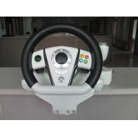 Wholesale Adjustable USB PC Xbox Steering Wheel And Pedals With Automatic Centering System from china suppliers