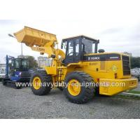 Wholesale XGMA XG955H 5tons wheel loader with 160kw Cummins engine , 17tons operating weight from china suppliers