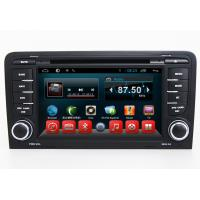 Wholesale 2 Din Central Entertainment System Android Car Navigation Audi A3 S3 RS3 With Bluetooth from china suppliers