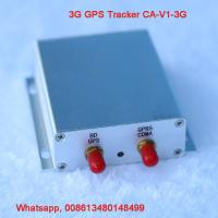 Wholesale Remote Kill Engine Industry GPS 3G Tracker with External GPS Antenna , CE ROSH from china suppliers
