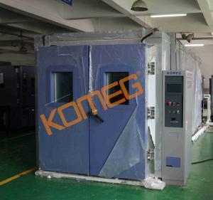 Wholesale 10CBM,17CBM, 24CBM Environmental Temperature Humidity Walk in Chamber / Walk In Room/ equipment from china suppliers