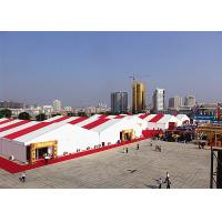 Wholesale Clear Span Custom Made Trade Show Displays Tents , Outdoor Trade Show Display Tents from china suppliers