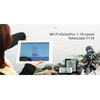 Wholesale Best Value WiFi Spotting Scope 80mm For Hunting , Nature Watching from china suppliers