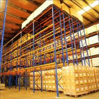 Wholesale Multilevel Heavy Duty Warehouse Pallet Double Deep Racking System for Warehouse Store from china suppliers