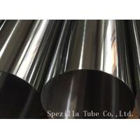 Wholesale ASTM A270 TP316L Stainless Steel Sanitary Pipe High Purity Fluid Tubing 25.4mm x 1.5mm from china suppliers