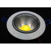 Wholesale Warm White 1*12w COB LED Spot Lamps AR111 Lights for Shopping Malls G53 220V IP54 from china suppliers