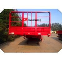 Wholesale 3 Axle 50 Ton Side Loader Cargo Semi Trailer For Cargo Transportation ISO CCC from china suppliers
