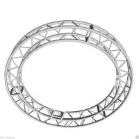 Wholesale Aluminum Circle Spigot Truss , Square Circular Truss For Display Decorate from china suppliers
