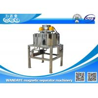 Wholesale 3T 380ACV 20DCA Electromagnetic Separator For Quartz Beneficiation from china suppliers