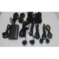 Wide Angle Vehicle Reverse Camera Cystems With Night Vision / IP67, HD Camera, 360 Bird View System