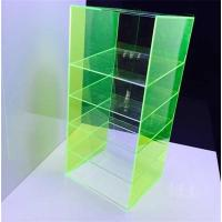 Wholesale Exquisite customized clear acrylic 5 tiers acrylic phone accessory display stand from china suppliers