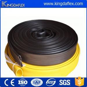 Quality Large Diameter High Pressure TPU Layflat Hose for sale