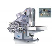 Wholesale Cap Hot Foil Stamping Machine , Plastic / Metal Stamper Machine from china suppliers