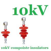 Wholesale ANSI 10kV Power Suspension Insulator String High Aging Resistance from china suppliers