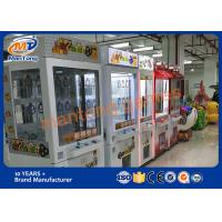 Wholesale Coin Pusher Skill Crane Machine , Arcade Claw Machine For Market from china suppliers