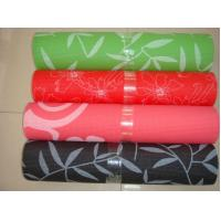 Wholesale customize printed NBR Yoga Mat Exercise Mat wholesale from china suppliers