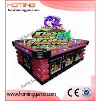 Wholesale 2017 hot sell in USA tiger strike fishing game machine/Purple Thunder Dragon 2 Plus fish hunter arcade from china suppliers