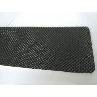 Wholesale Black Color Pvc Conveyor Belt , Diamond Pattern Treadmill Replacement Belt from china suppliers