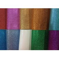 Hairbow Ribbon Multi Color Glitter Fabric For Wallpaper And Wedding Decoration