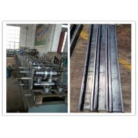 Wholesale Strip Steel C Purlin Roll Forming Machine Full Automatic For Roof structure from china suppliers