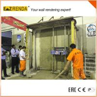 Quality Single Phase Cement Plastering Machine ez renda automatic rendering machine for sale