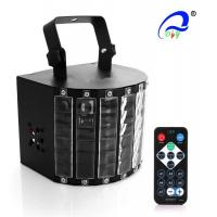 Wholesale Club DJ LED Disco Light With 27W 9 Colors LED Effect Party Lighting Remote Control from china suppliers