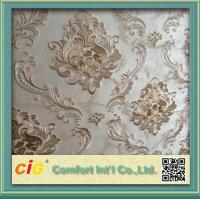 Wholesale Jacquard Embossed Modern Decorative Wallpaper for bedrooms from china suppliers