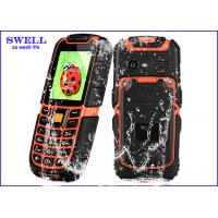 Wholesale GSM Waterproof Military Spec Smartphone Rugged With IPS Panel from china suppliers