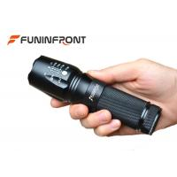 Wholesale Adjustable Focus Rechargeable Mini Led FlashlightCREE1200 Lumens Lightweight from china suppliers
