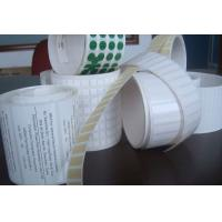 Wholesale White Paper Blank Shrink Sleeve Labels Customized Printed In Roll Printer Stickers from china suppliers